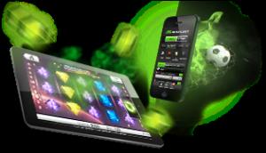 mobilbet i mobilen