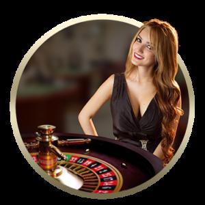 live roulette i Karls casino
