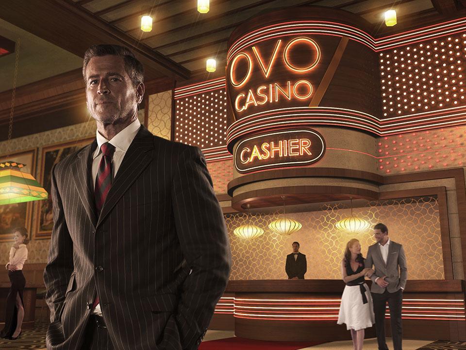 80kr gratis utan insättning hos nya casinot OvoCasino