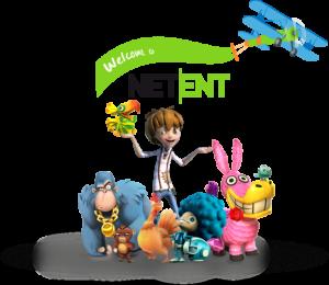 Välkommen till NetEnt