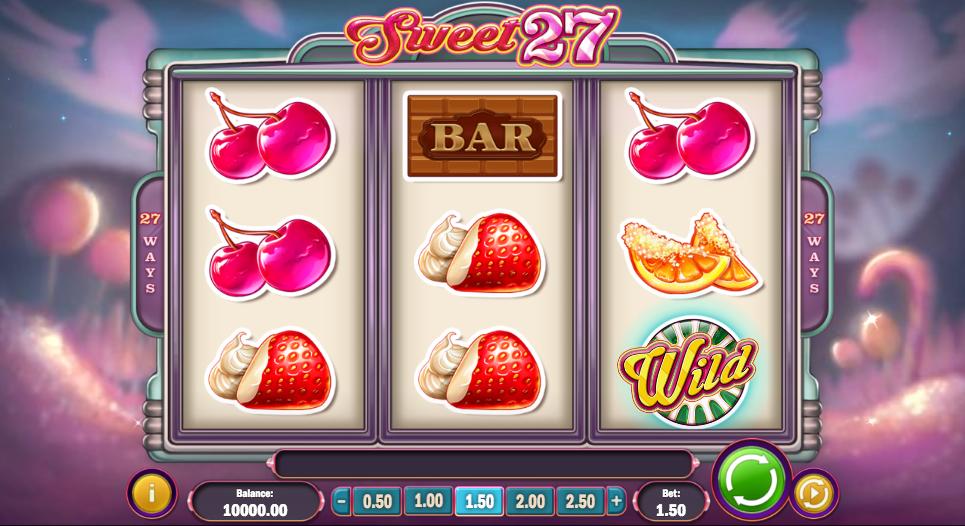 Sweet 27 – Sveriges sötaste enarmade bandit på nätet