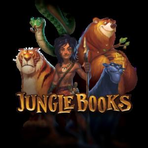 jungle books slot logo