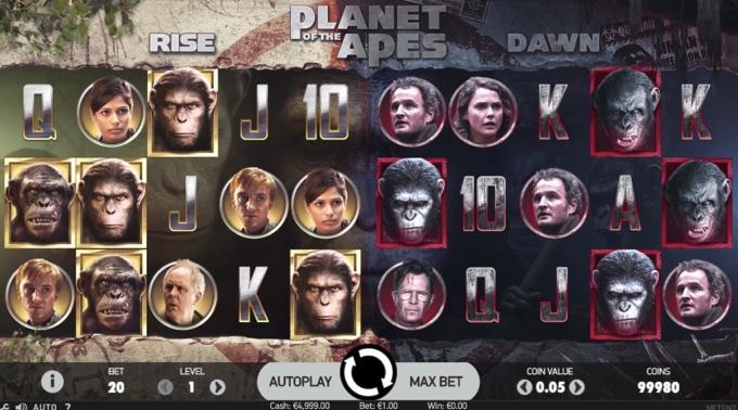 Planet of the Apes lanseras idag den 23:e oktober – Provspela gratis här!